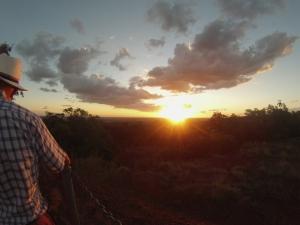 Sunset Mt Walker
