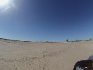 Desolate drought