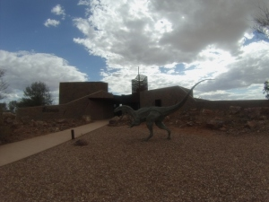 Age of the dinosaur museum